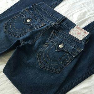True Religion Jeans Billy Boot Cut Size 31